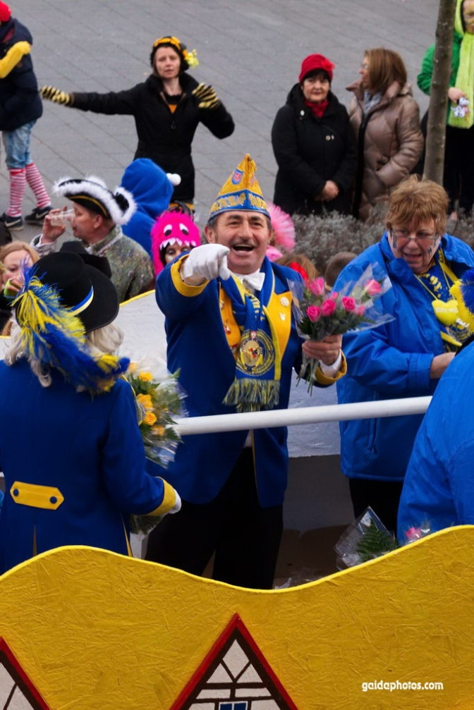 Karneval in Rodenkirchen 2016