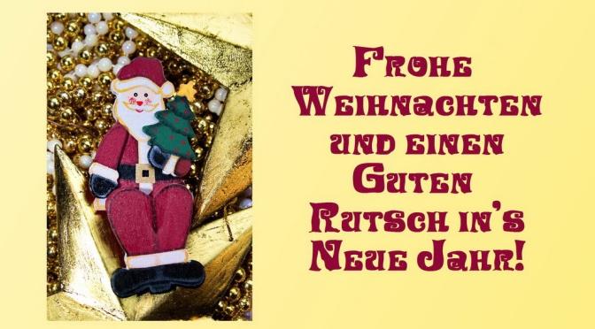 Schöne, neue Weihnachtskarten